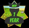 Roční výročí moderátora