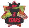 3rd Mod Anniversary