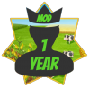 1 Jahr Mod-Jubiläum