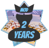 Две години Модератор
