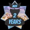 Aniversarea de 2 ani a moderatorului