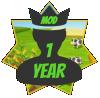 1st Mod Anniversary