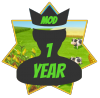 Една година Модератор