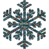 Xmas 2020 Snowflake Badge