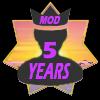 5th Mod Anniversary