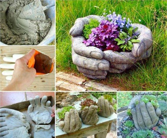 взять как сделать вазон из камней цены все