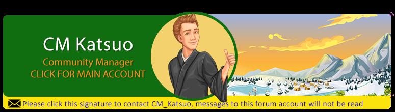 CM Katsuo