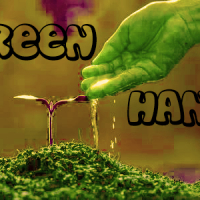 green hand (INT1)