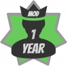 1º Aniversário de Moderação