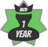 1 year Mod Anniversary