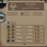 Relentless (TR1)