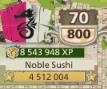 Noble Sushi (FR1)