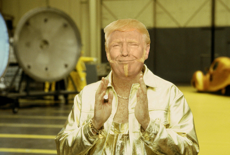 Trump likes Goooold!