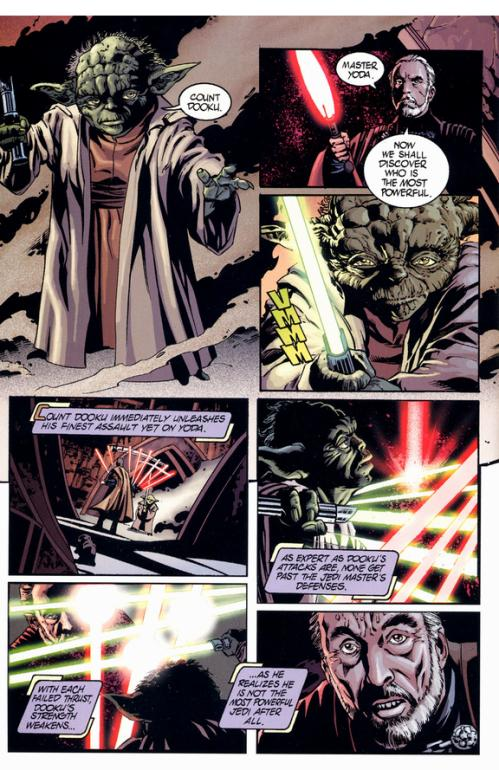 Count Dooku vs Yoda in AotC - was Yoda fighting at full capacity? Un48m3wq0y9h