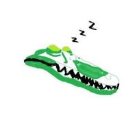 SleepyAlligator