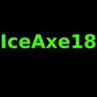 IceAxe18