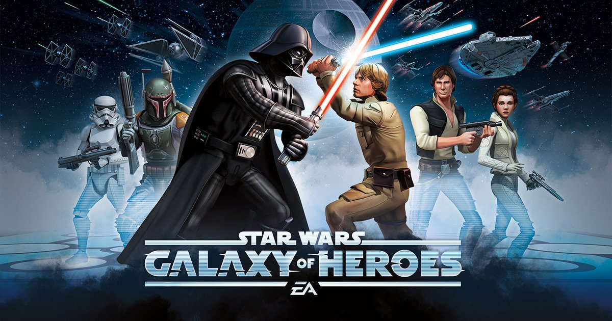 General Discussion — Star Wars Galaxy of Heroes Forums