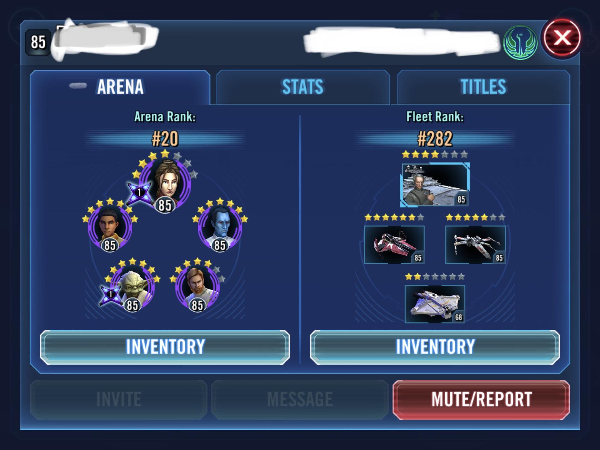 Bastila working as intended? — Star Wars Galaxy of Heroes Forums