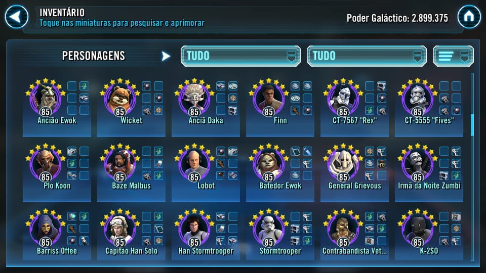 Grand Arena Megathread - Page 97 — Star Wars Galaxy of Heroes Forums