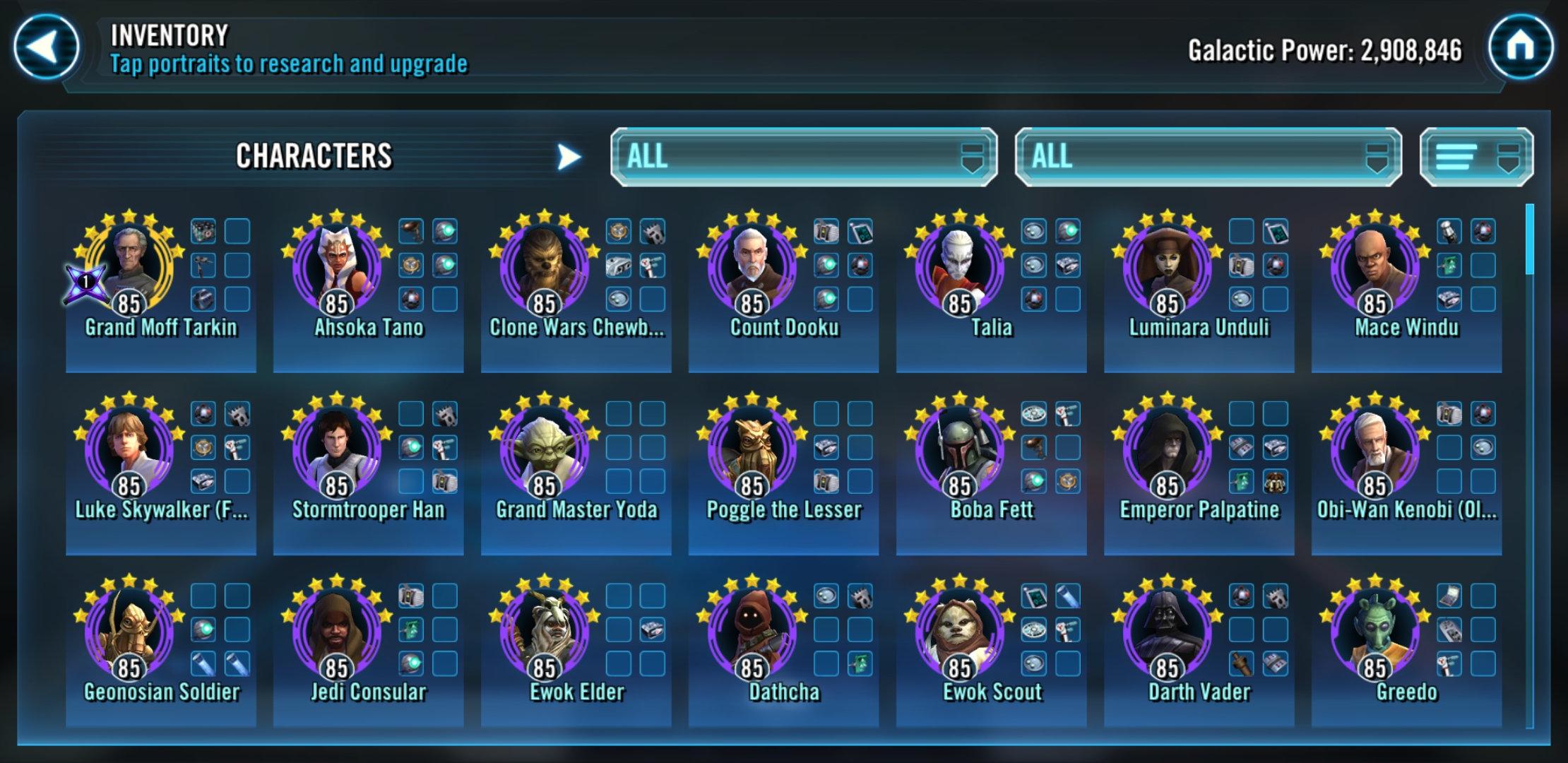 team builder smarter matchmaking