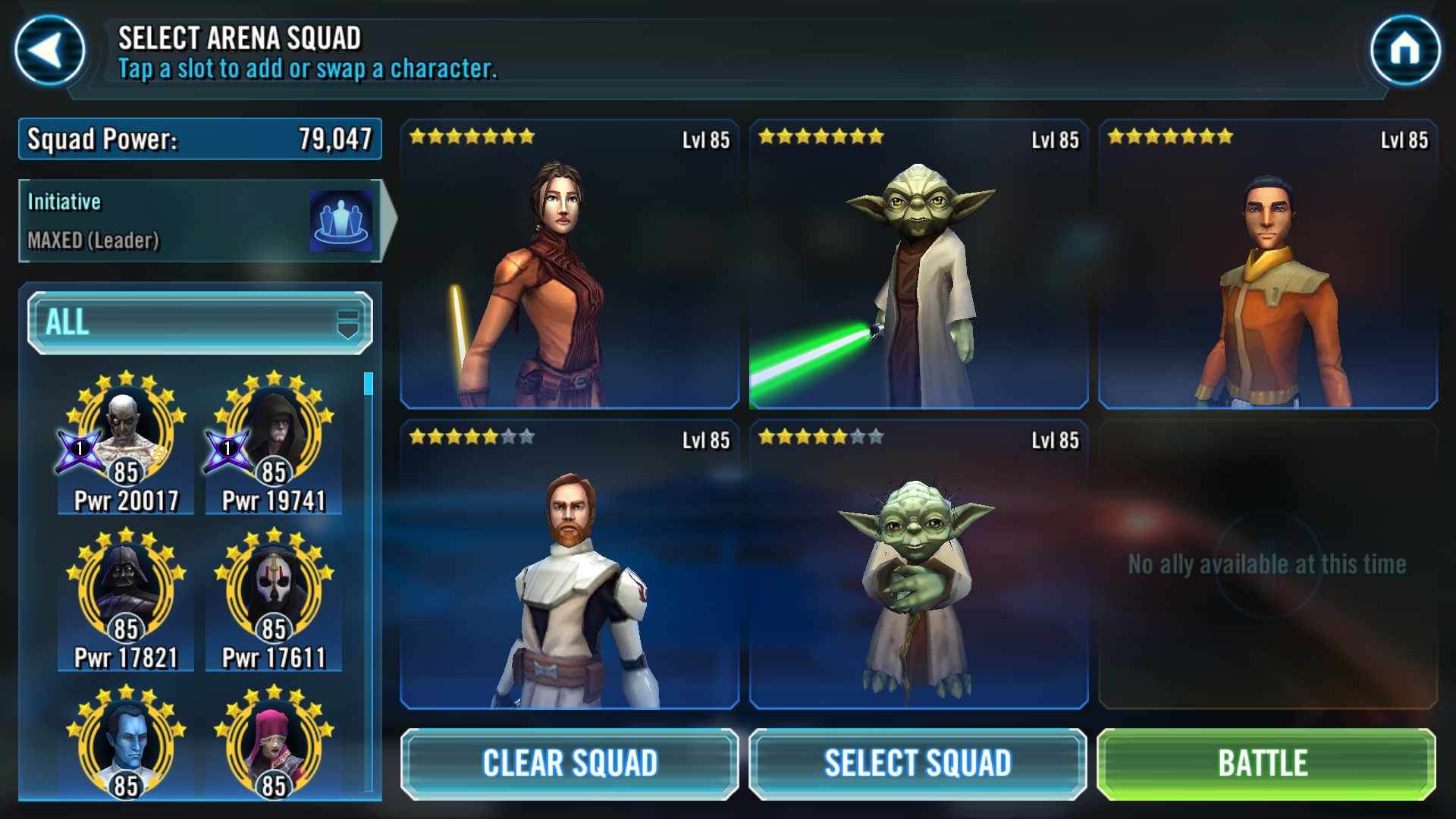 Which Jedi should I Zeta next? — Star Wars Galaxy of Heroes Forums