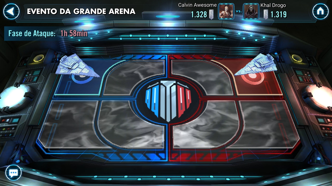 GA matchmaking is perfect — Star Wars Galaxy of Heroes Forums