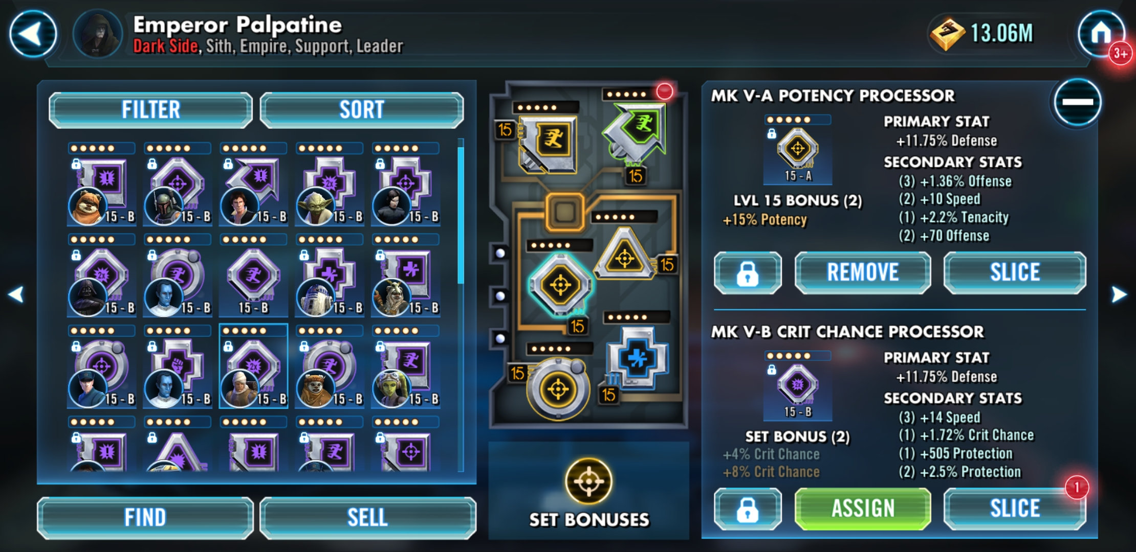 Mods — Star Wars Galaxy of Heroes Forums
