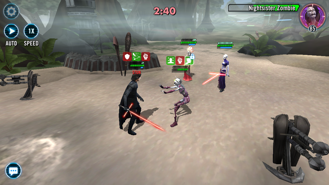 Nightsisters — Star Wars Galaxy of Heroes Forums