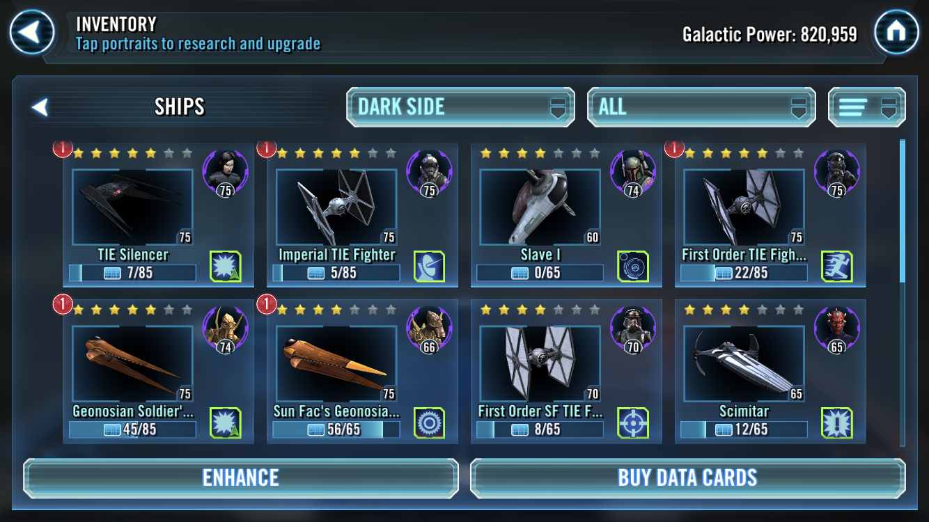Ships 2 0 Tier IV Tarkin Capital Ship Challenge Help — Star Wars
