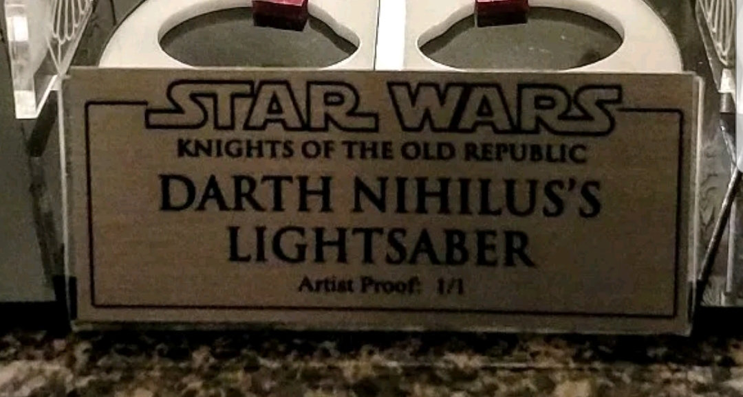 where can i get a custum made plaque star wars galaxy of heroes