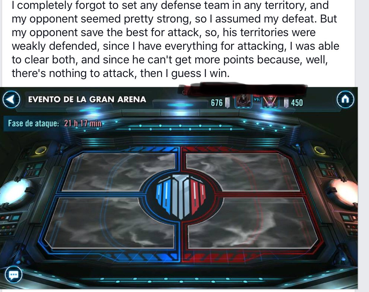 Grand Arena Cheating Loophole — Star Wars Galaxy of Heroes