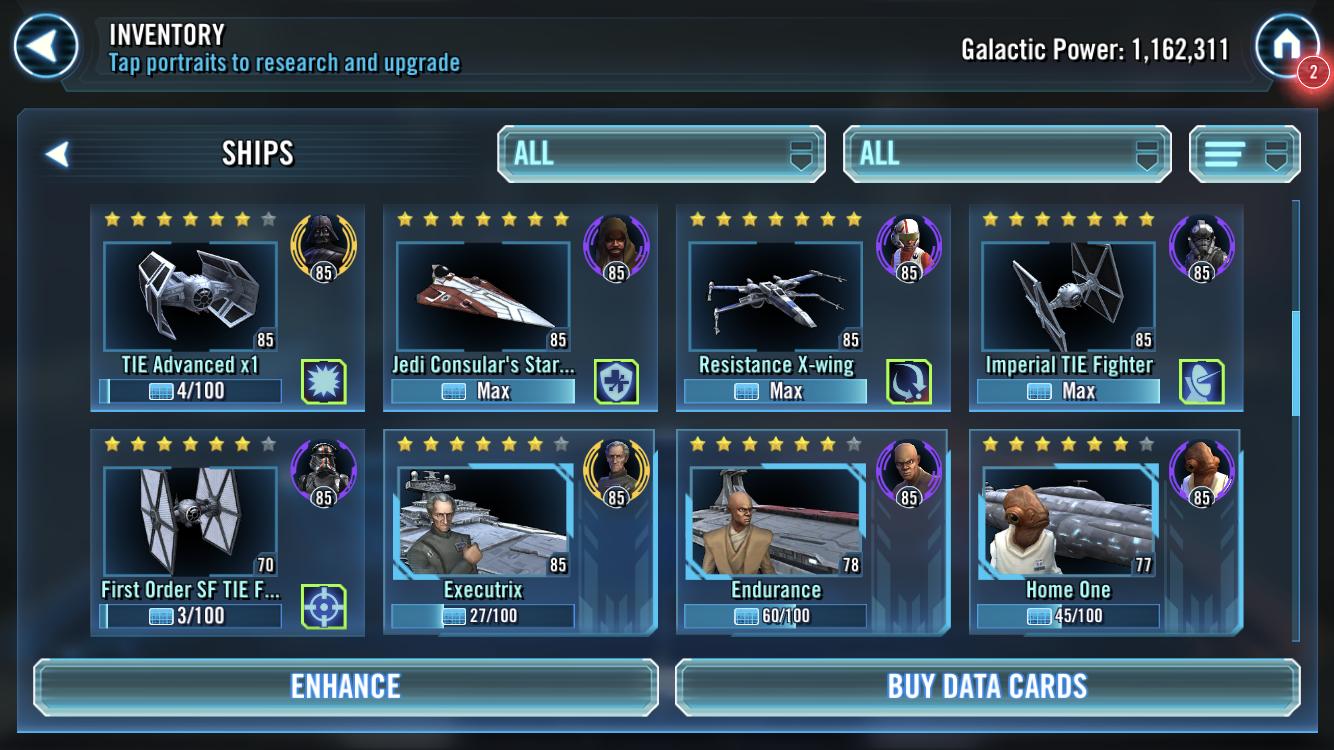Capital Ship Blueprints Star Wars Galaxy Of Heroes Forums