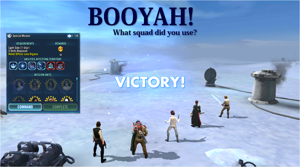 Hoth Rebel Assault: ROLO Special Mission — Star Wars Galaxy of