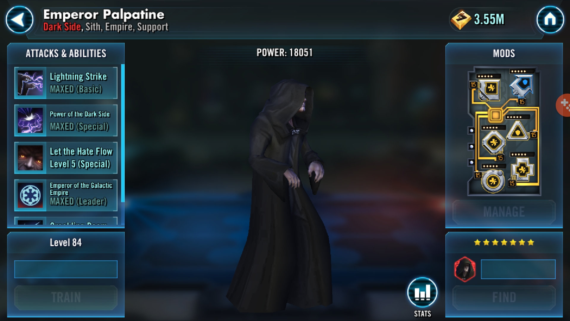 Possible Hacker 🤔 — Star Wars Galaxy of Heroes Forums