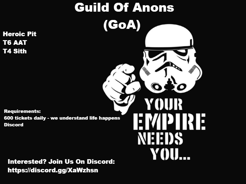 Active Guilds Looking For Players - September 2018 ***READ RULES IN