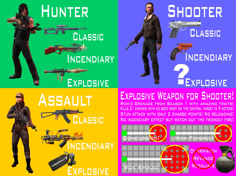 New Weapon: Rick's Grenade (Shooter) — nextgames