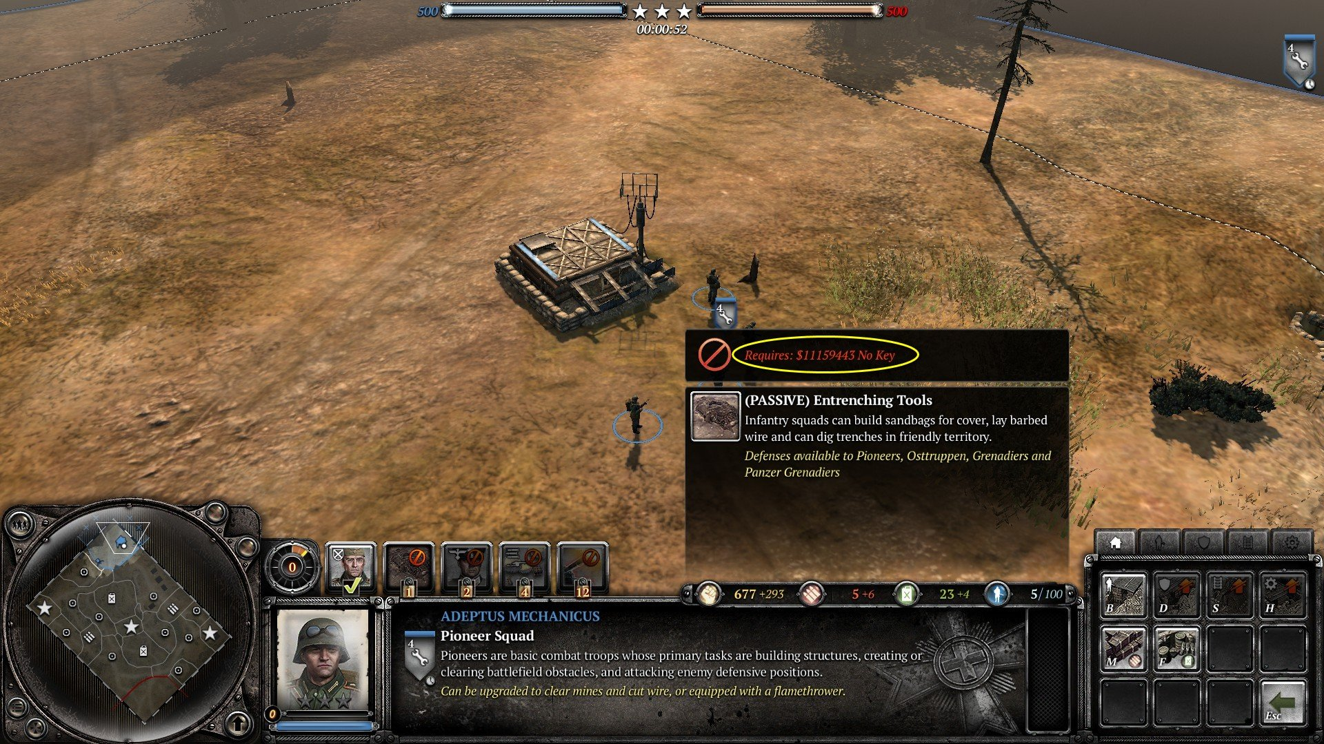 Commander Update Bug Reporting — Company of Heroes Official
