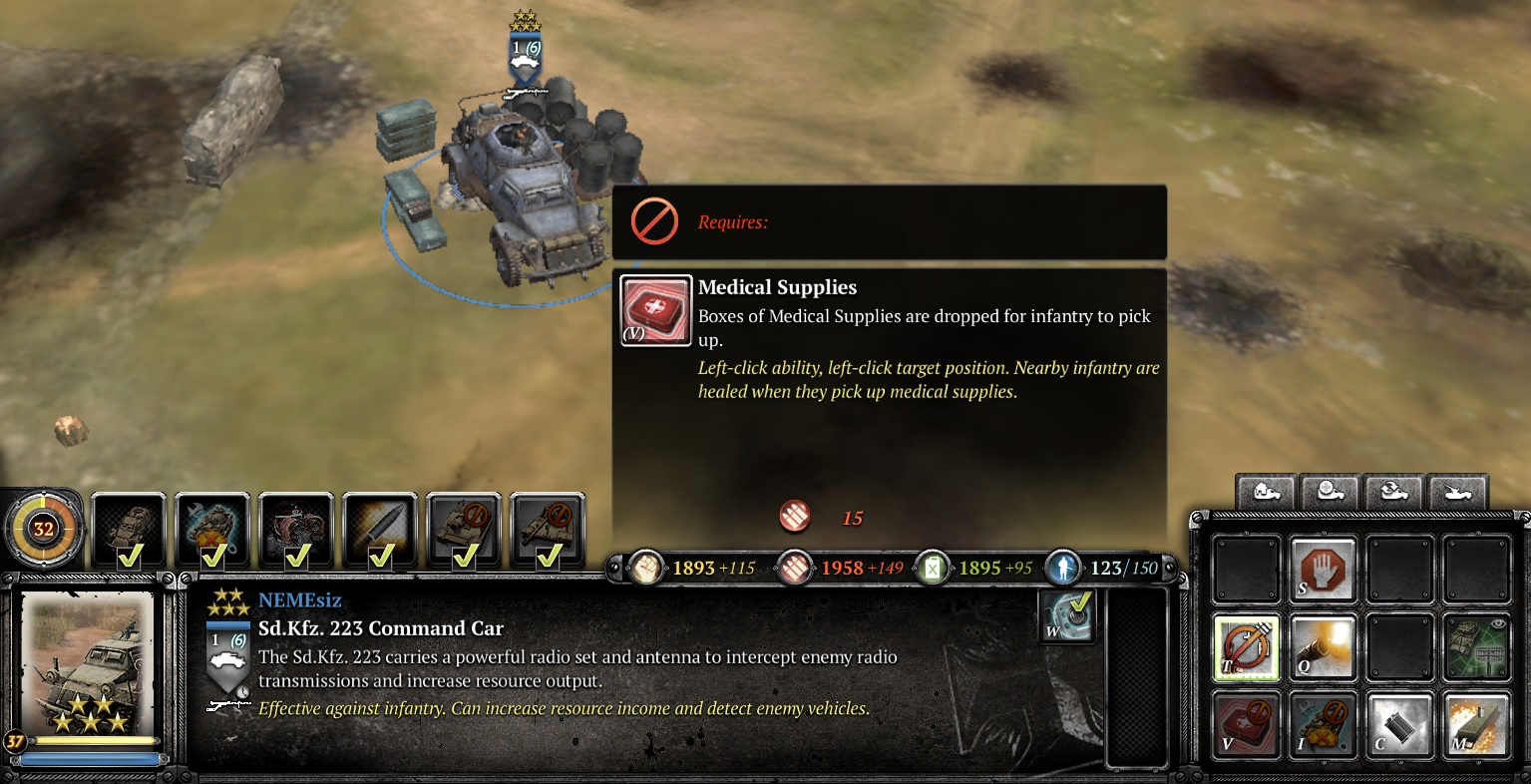 Commander Revamp Live - Bug reporting - Page 2 — Company of