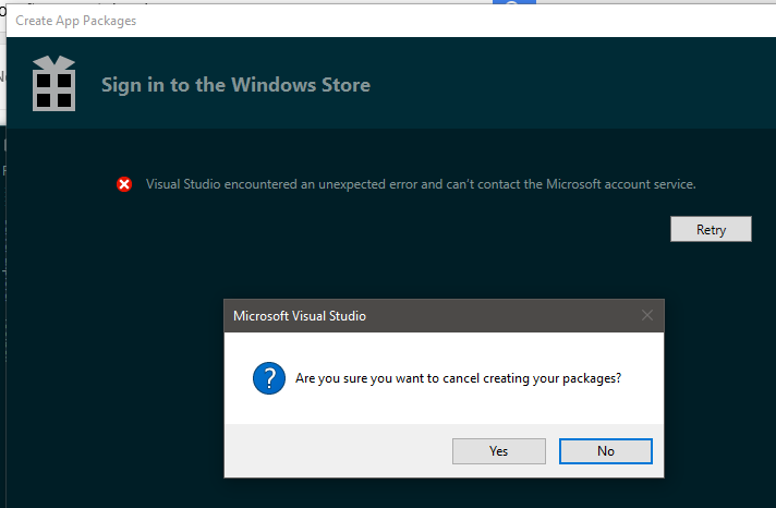 cant sign into microsoft account on phone