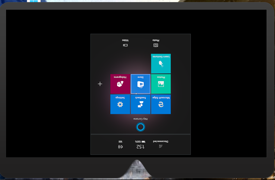 Hololens Emulator Windows  Home
