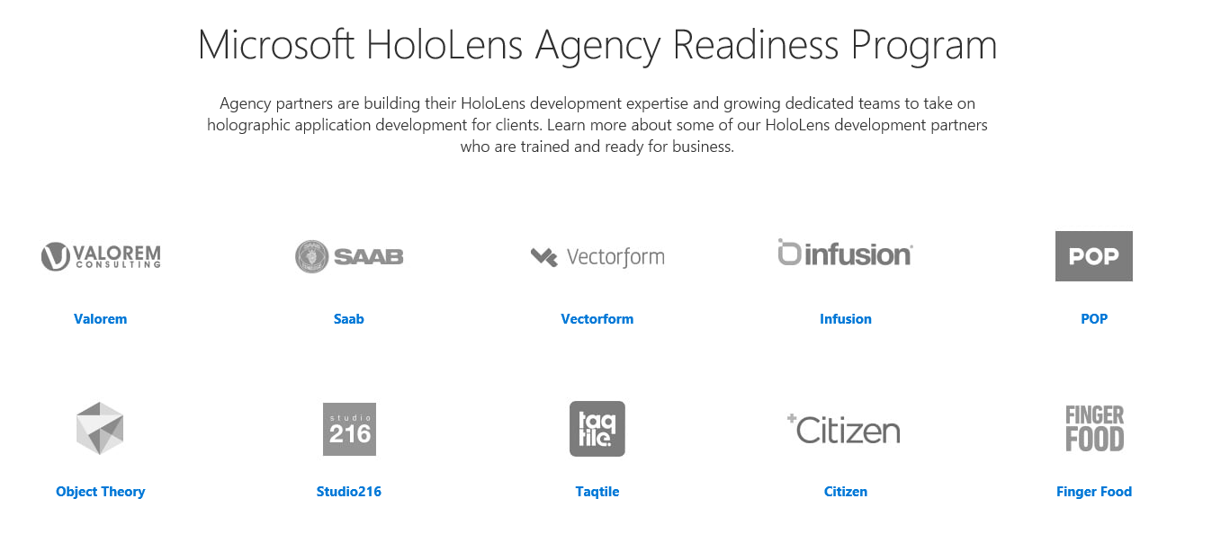 How Does A Microsoft Partner Get Hololens Certified Please