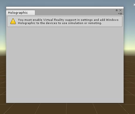 Unity 5 5 Hololens Remoting Error — Mixed Reality Developer Forum