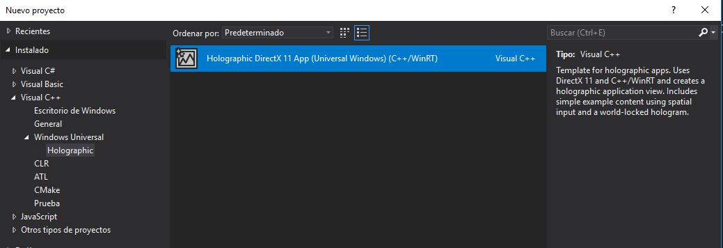 Where can I download the Holographic DirectX 11 App