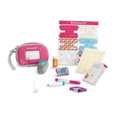 Toy diabetes care kit