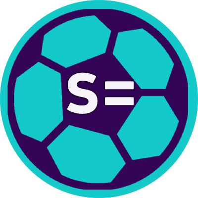 A depiction of a teal football with a Scope logo