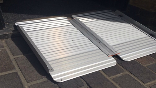 Wheelchair and powerchair ramps