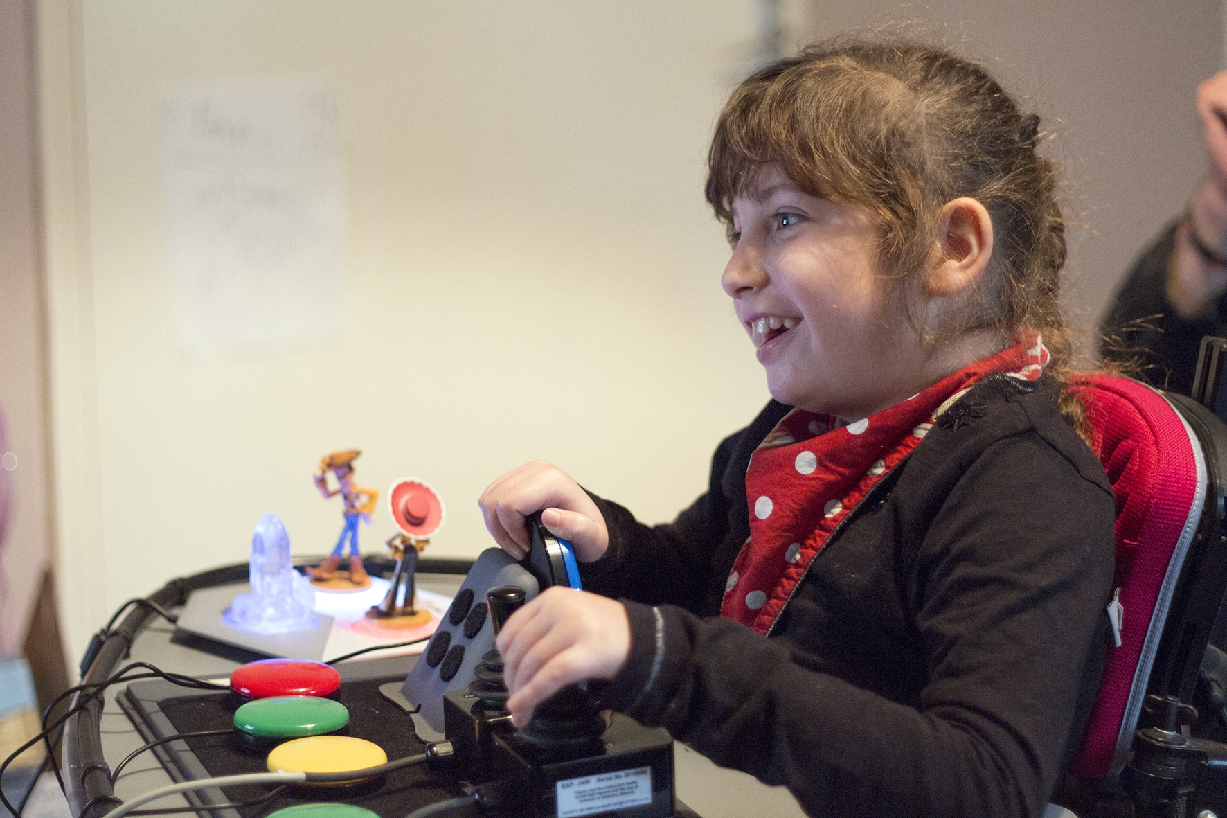 Guest post - Personalised accessible gaming: Making play possible