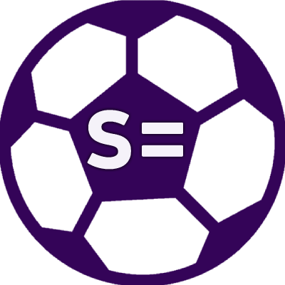 A depiction of a white football with a Scope logo