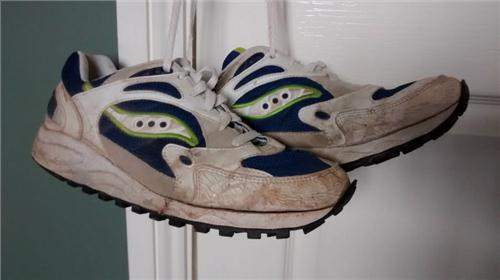 Remember the Saucony Jazz 5000