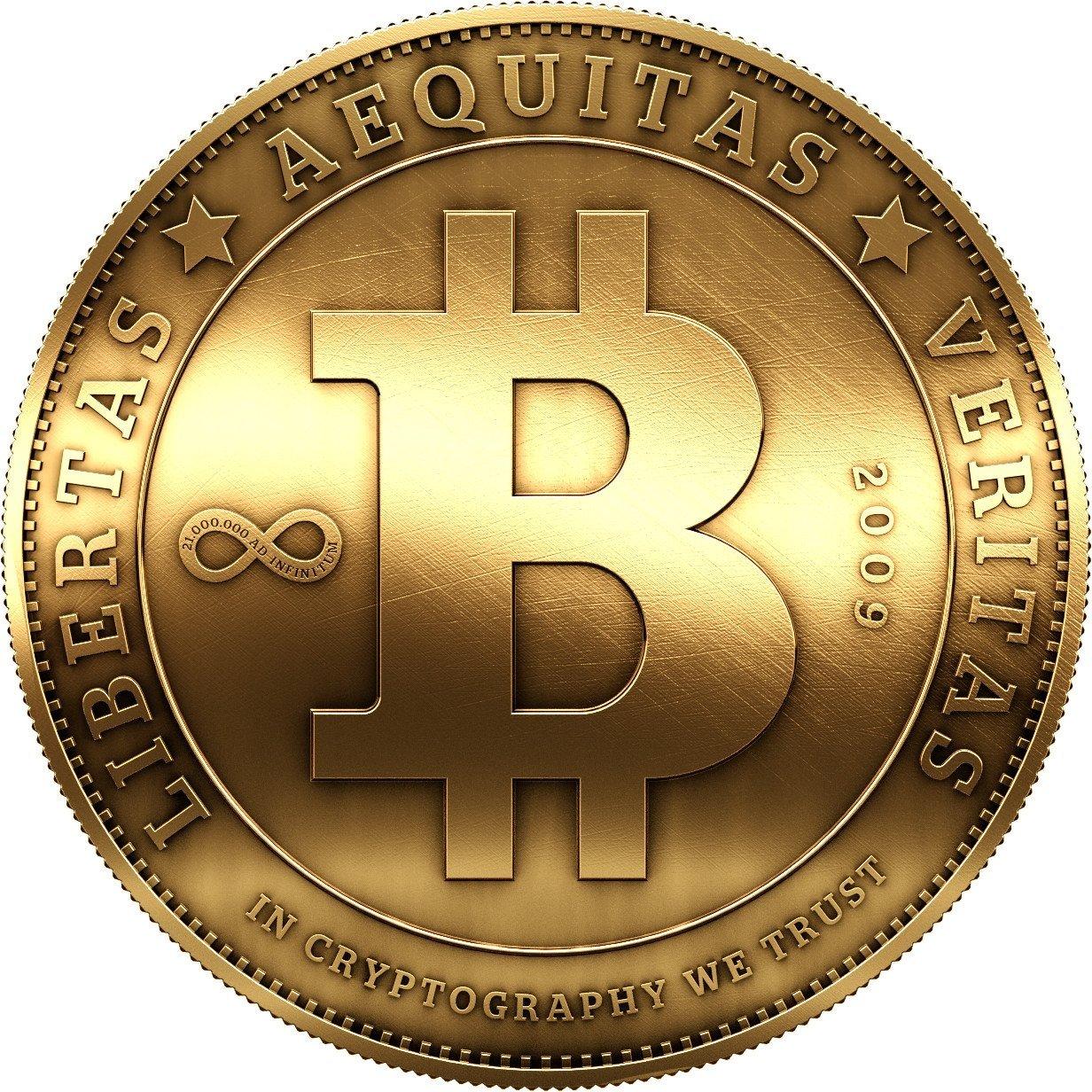 My First Bitcoin